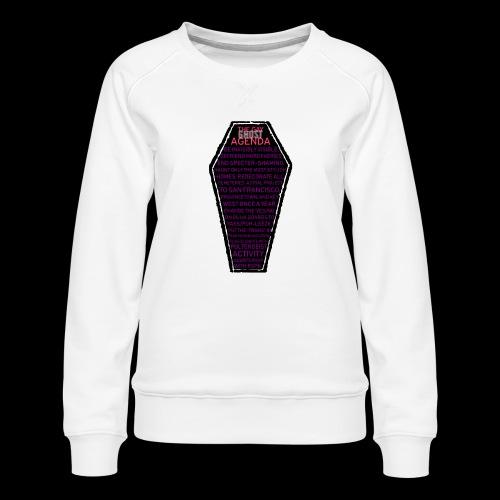 Gay Ghost Agenda - Women's Premium Sweatshirt