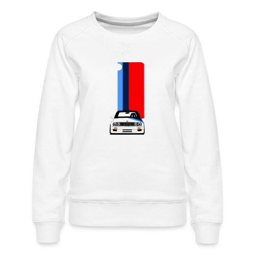 iPhone M3 case - Women's Premium Sweatshirt