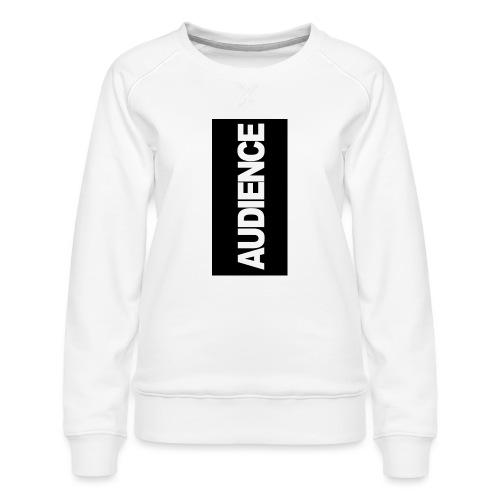 audenceblack5 - Women's Premium Sweatshirt