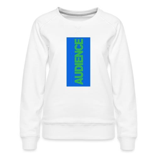 audiencegreen5 - Women's Premium Sweatshirt