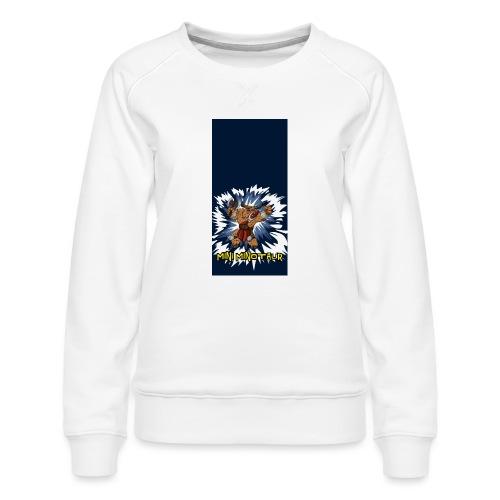 minotaur5 - Women's Premium Sweatshirt
