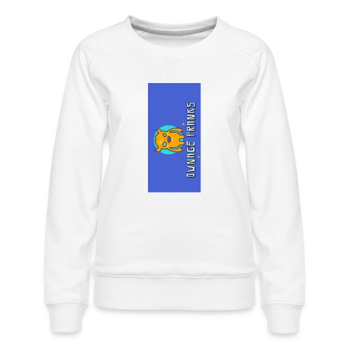 logo iphone5 - Women's Premium Sweatshirt