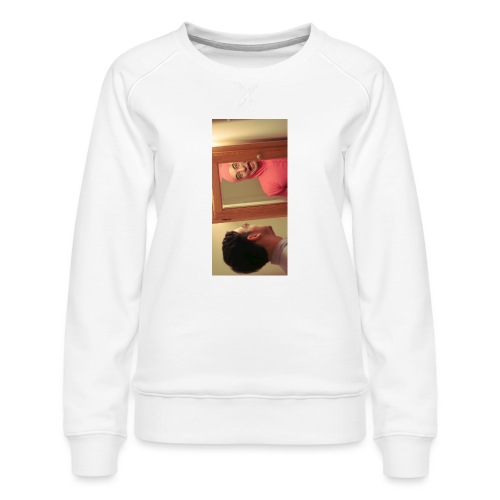 pinkiphone5 - Women's Premium Sweatshirt