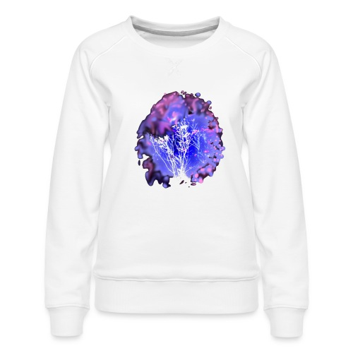 Purple haze - Women's Premium Sweatshirt