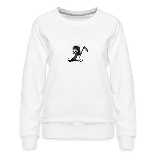 the grim - Women's Premium Sweatshirt