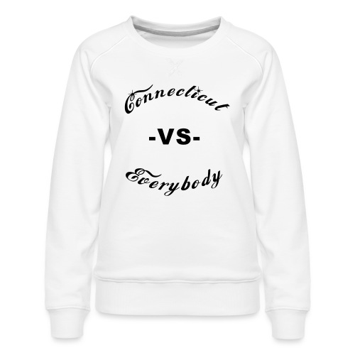 cutboy - Women's Premium Slim Fit Sweatshirt