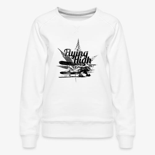 flying high - Women's Premium Sweatshirt