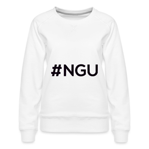 logo 11 final - Women's Premium Sweatshirt