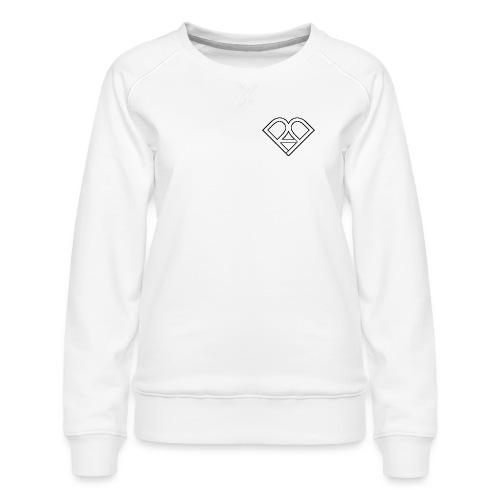 Riggi & Piros Heart - Women's Premium Sweatshirt