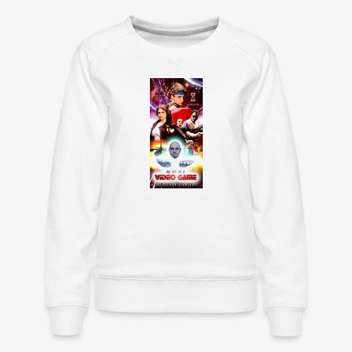 Phone Case Test png - Women's Premium Sweatshirt