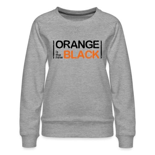 Free Piper, Orange is the New Black Women's - Women's Premium Sweatshirt