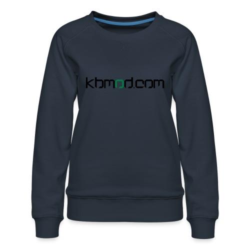 kbmoddotcom - Women's Premium Sweatshirt