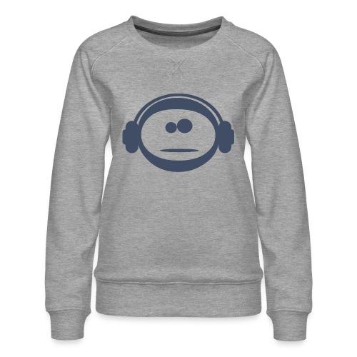 Music Icon 2 - Women's Premium Sweatshirt