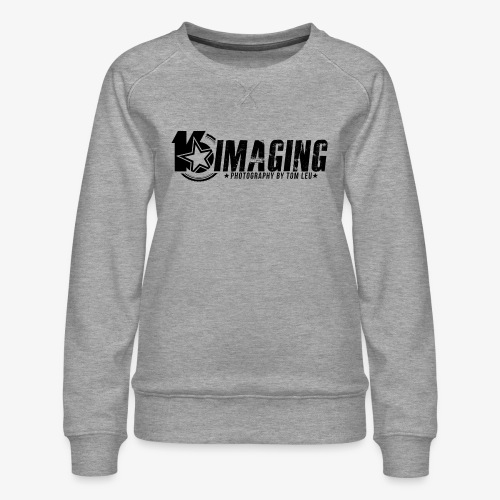 16IMAGING Horizontal Black - Women's Premium Sweatshirt