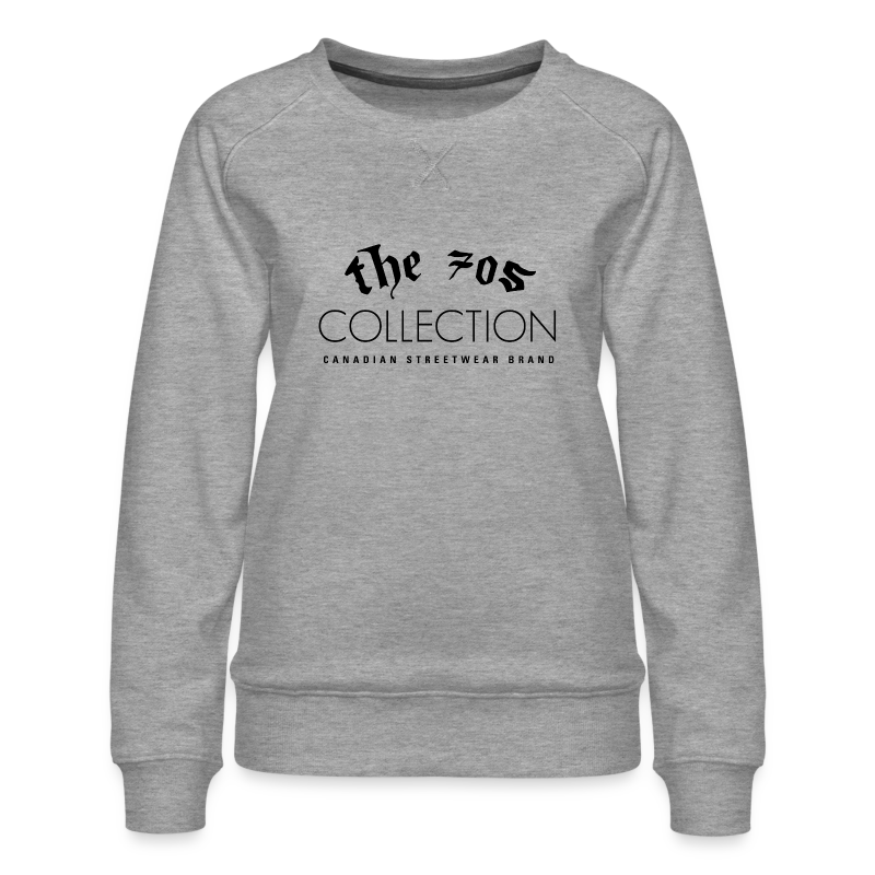 705 Arched - Women's Premium Sweatshirt