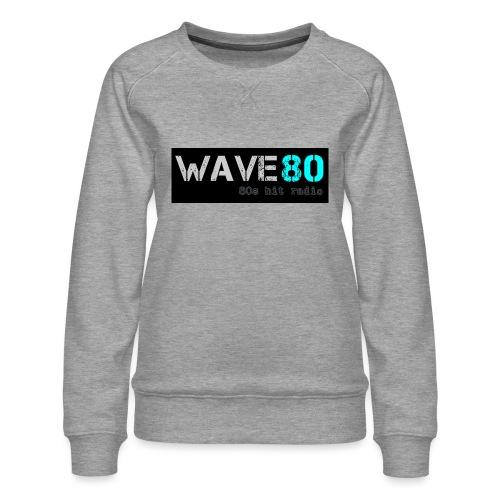 Main Logo - Women's Premium Sweatshirt