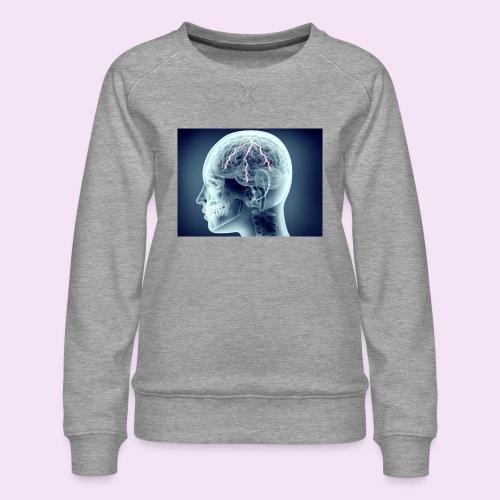 Recharge - Women's Premium Sweatshirt