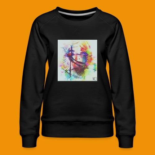 Trapped - Women's Premium Sweatshirt