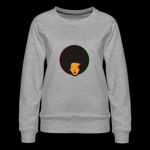 Afrostar - Women's Premium Sweatshirt