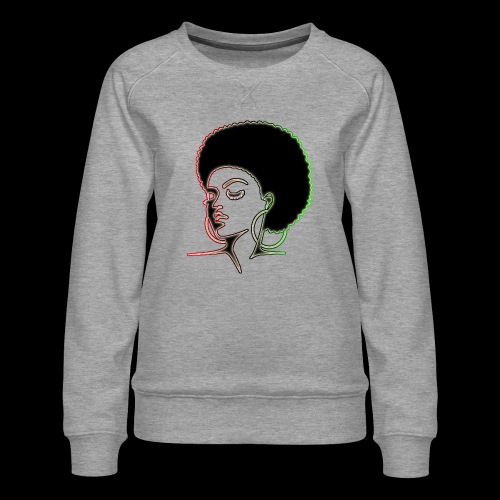 Afrolady - Women's Premium Sweatshirt