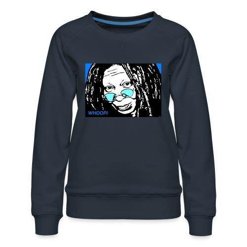 WHOOPI - Women's Premium Sweatshirt