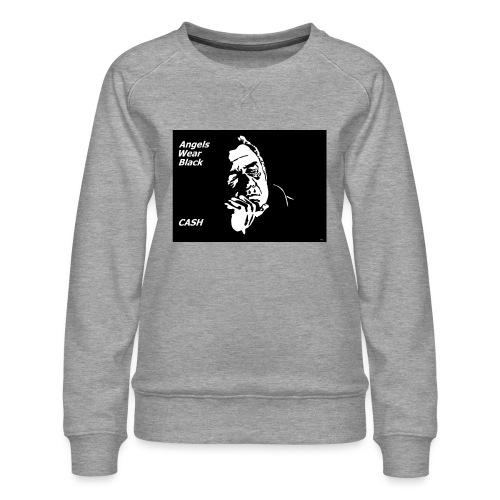 CASH - Women's Premium Sweatshirt