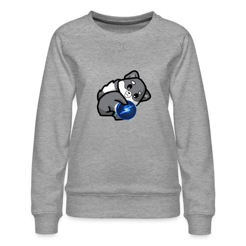 Eluketric's Zapp - Women's Premium Sweatshirt