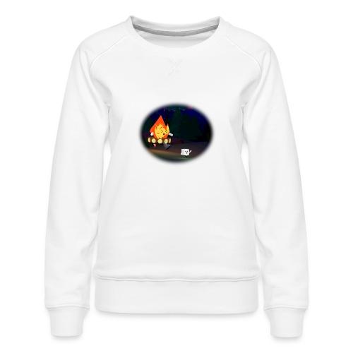 'Round the Campfire - Women's Premium Sweatshirt