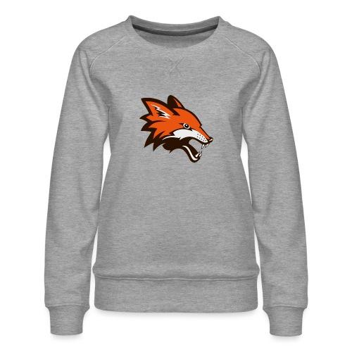 The Australian Devil - Women's Premium Sweatshirt