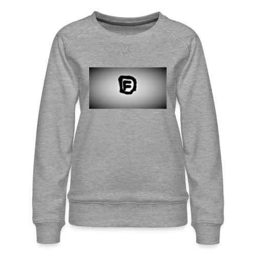 of - Women's Premium Slim Fit Sweatshirt