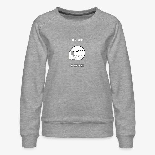 Jo Baka - Είμαι Πόντιος Και Μου Φτάνει - Women's Premium Sweatshirt