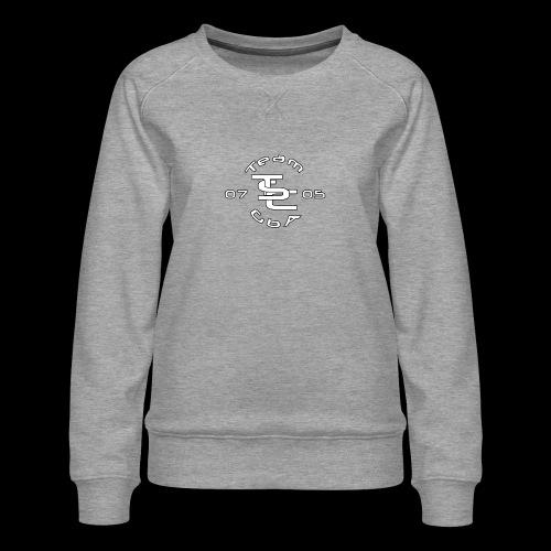TSC Interlocked - Women's Premium Sweatshirt