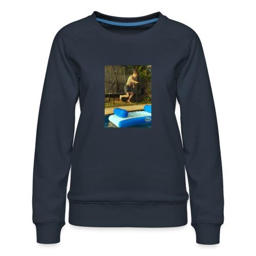 jump clothing - Women's Premium Sweatshirt