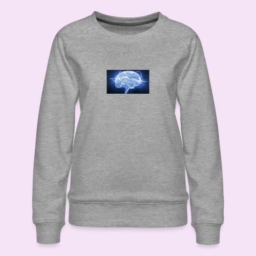 Shocking - Women's Premium Sweatshirt