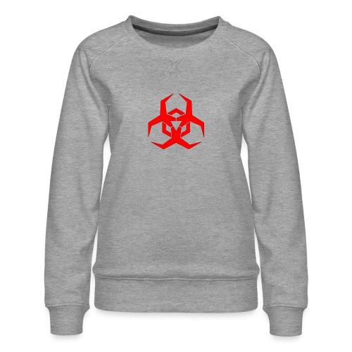 HazardMartyMerch - Women's Premium Sweatshirt