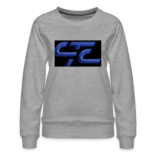 4CA47E3D 2855 4CA9 A4B9 569FE87CE8AF - Women's Premium Sweatshirt
