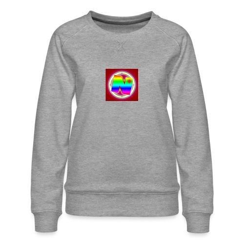 Nurvc - Women's Premium Slim Fit Sweatshirt