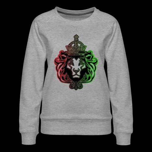 RBG Lion - Women's Premium Sweatshirt