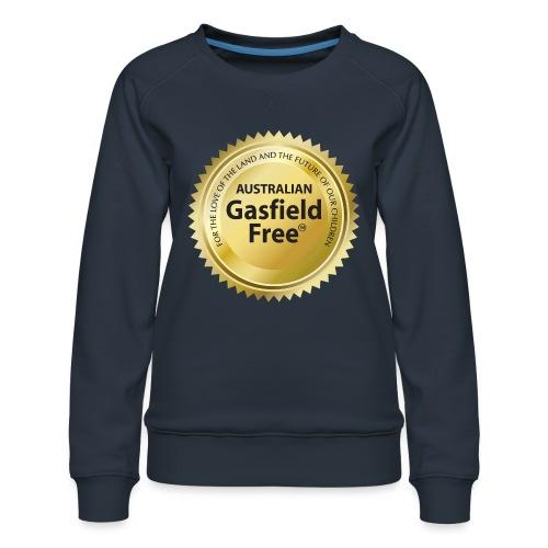 AGF Organic T Shirt - Traditional - Women's Premium Sweatshirt