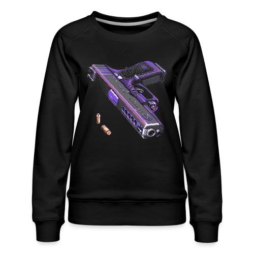 Gun - Women's Premium Sweatshirt