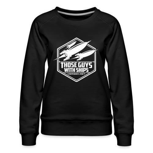 TGWS B&W - Women's Premium Sweatshirt