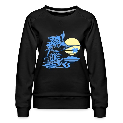 Sailfish - Women's Premium Sweatshirt