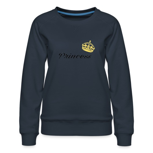 Princess - Women's Premium Sweatshirt