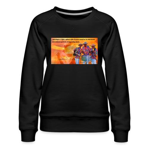 Apocalypso - Women's Premium Sweatshirt