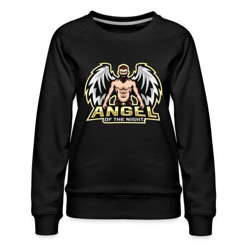 AngeloftheNight091 T-Shirt - Women's Premium Sweatshirt
