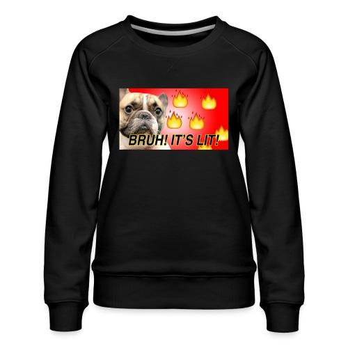 IMG 1465 - Women's Premium Sweatshirt