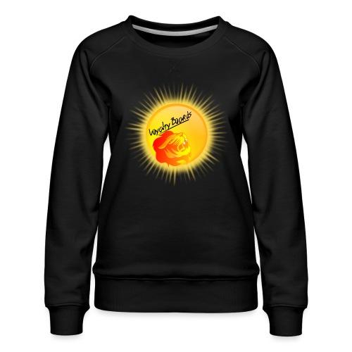 LoyaltyBoardsNewLogo 10000 - Women's Premium Sweatshirt