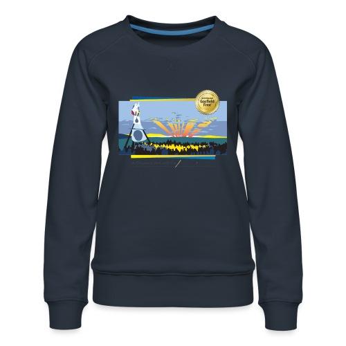 Bentley Blockade - Women's Premium Sweatshirt
