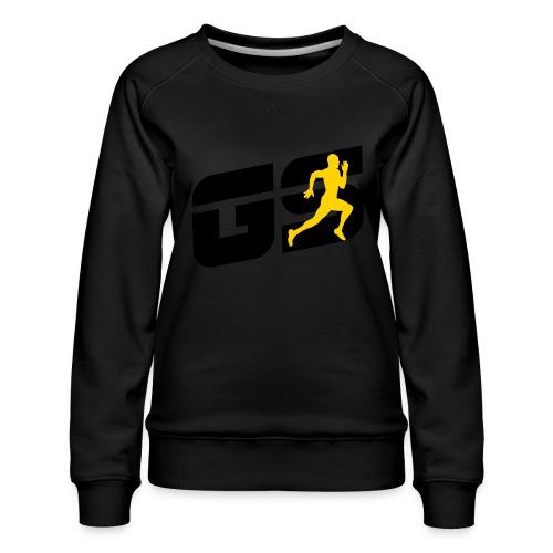sleeve gs - Women's Premium Sweatshirt