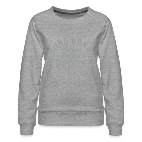 Bruiser Brody - King Kong Brody - Women's Premium Sweatshirt
